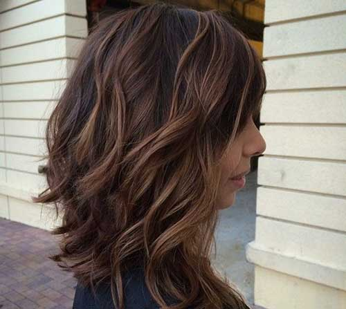 Medium-Short-Hair Short To Medium Haircuts