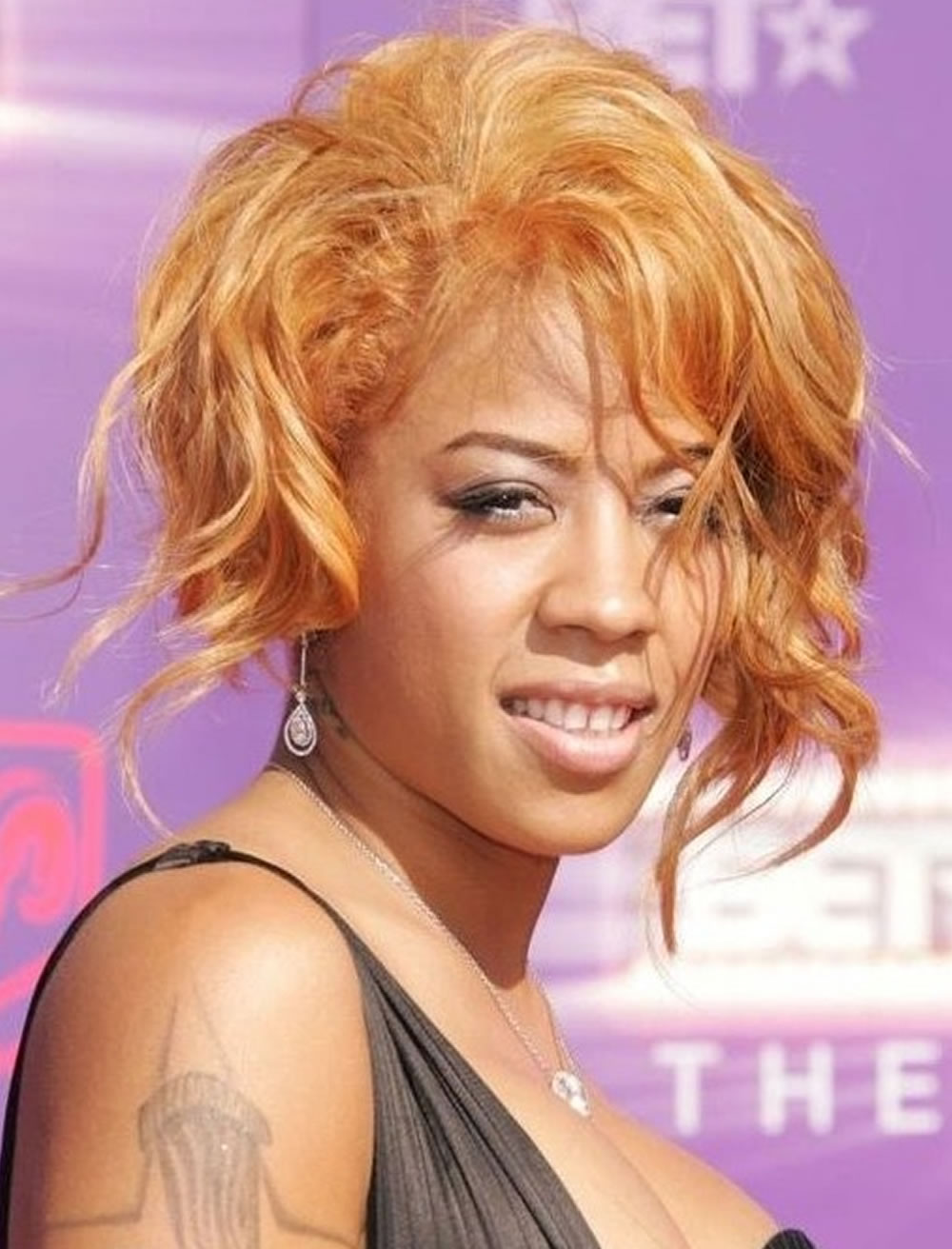Messy-Blonde-Bob-Haircut Bob Hairstyles for Black Women for Rocking Look