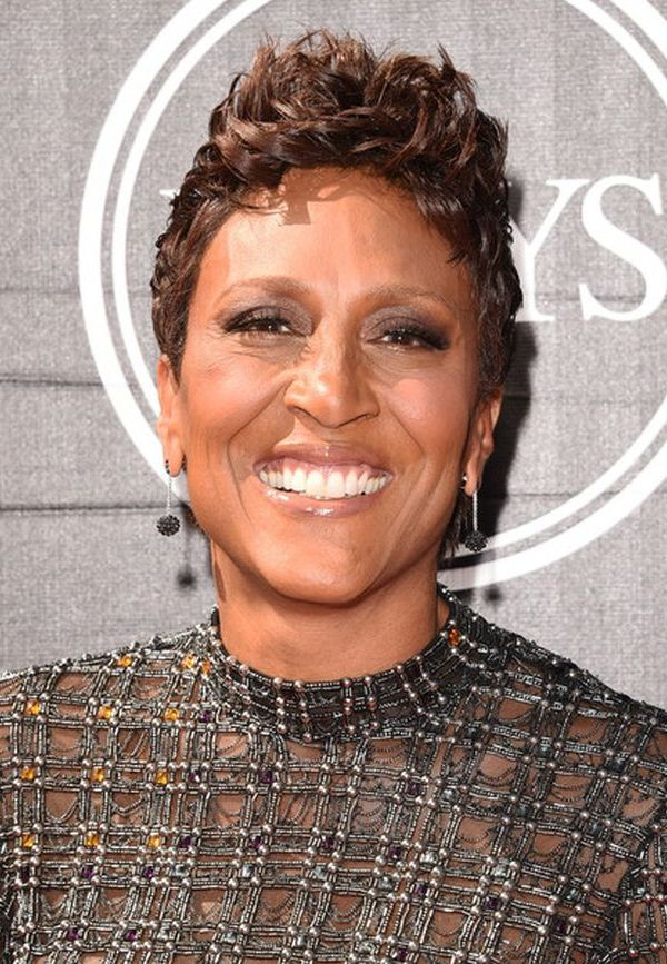 Messy-Curls-for-Short-Hair Curly Hairstyles for Women Over 50