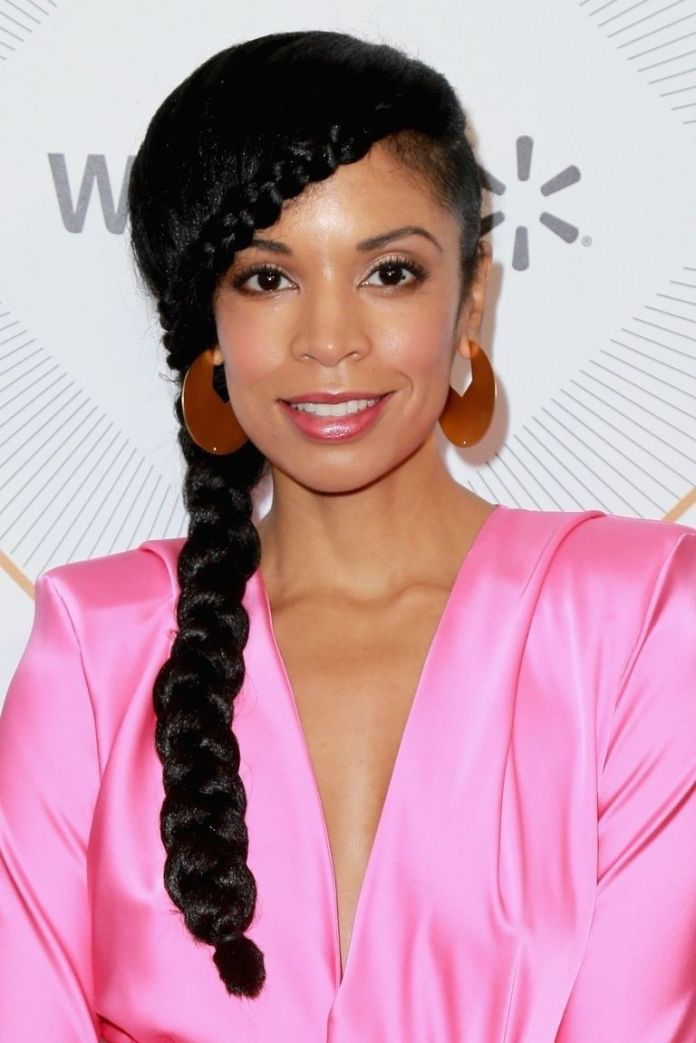 One-Sided-Braid Braids Hairstyles for an Ultimate Princess Look