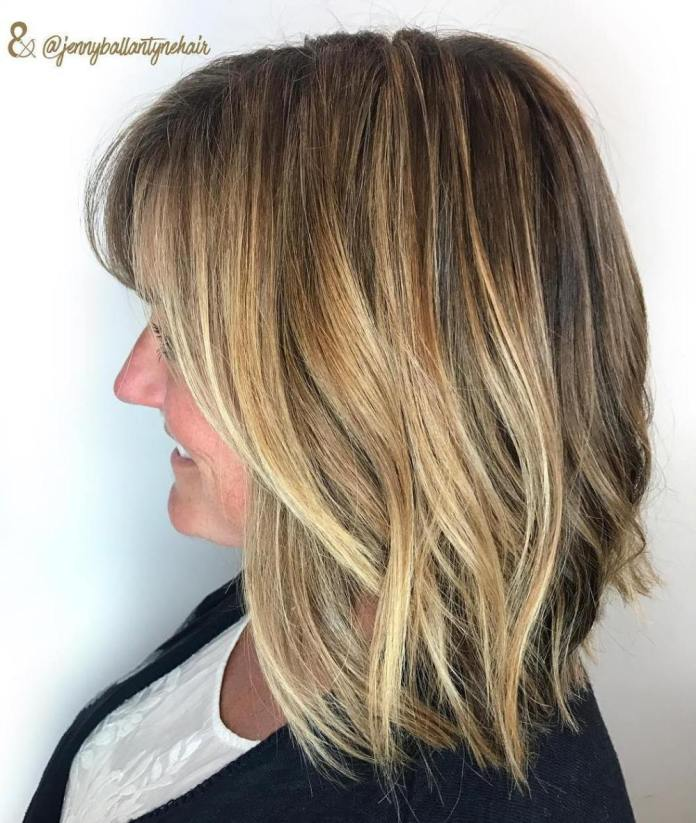 Perfect-for-Summer Gorgeous Hairstyles and Haircuts for Women Over 40
