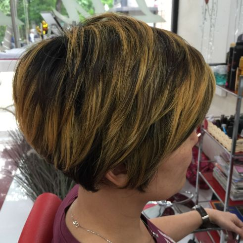 Pixie-Bob Short Haircuts For Thick Hair