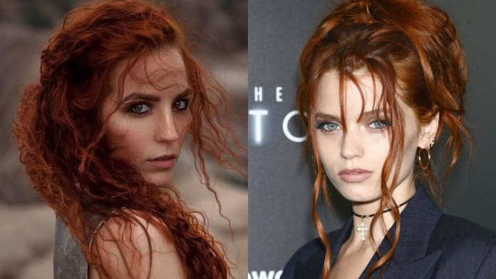 Redhead-Hairstyles Redhead Hairstyles for Sultry and Sassy Look