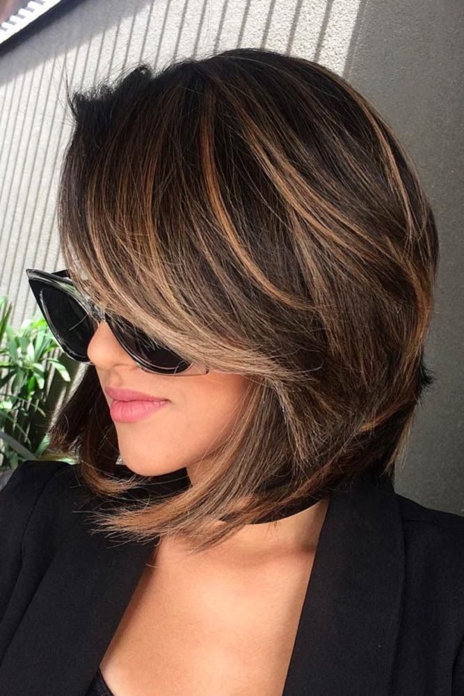 Short-Bob-in-Layers Short Hair Trends for Stylish and Gorgeous Look