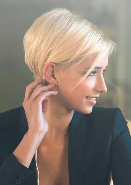 Short-Graduated-Pixie-Hair-for-Women Best Short Hair Cuts For Women