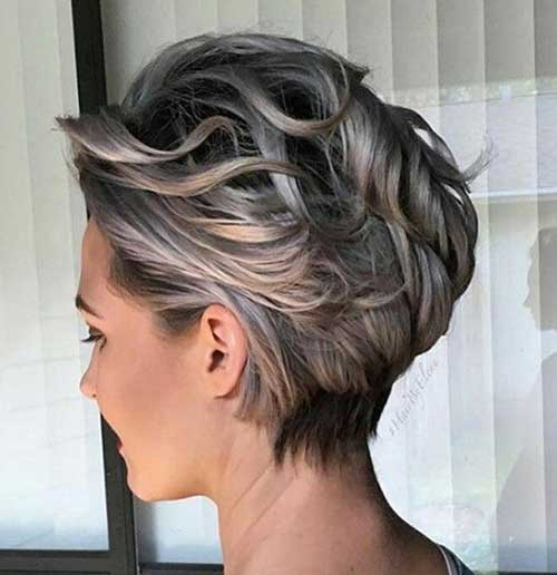 Short-Hair-Color Color For Short Hair