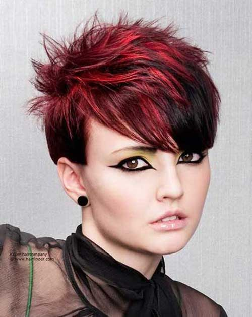 Short-Hair-Colors-10 Short Hair Colors 2020