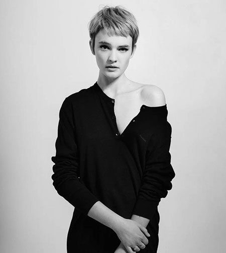 Simple-Short-Haircut-for-Girls Pixie haircuts are undoubtedly the best short haircuts for you