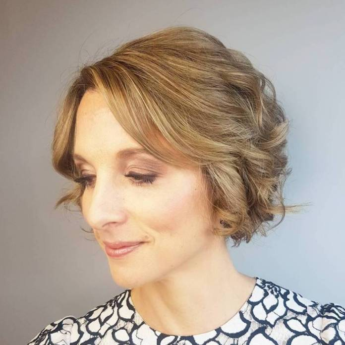 Style-Envy Gorgeous Hairstyles and Haircuts for Women Over 40