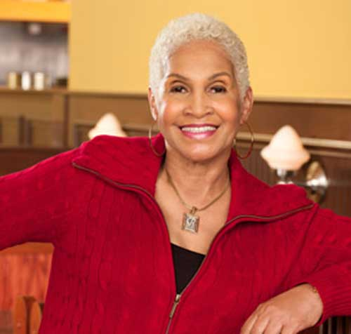 Super-Trimmed-Hairstyle-for-Black-Women Short Hairstyles for Older Women