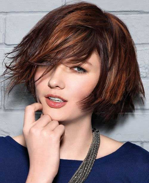 Trendy-Sassy-Hairstyle-for-Girls Short Trendy Hairstyles 2020