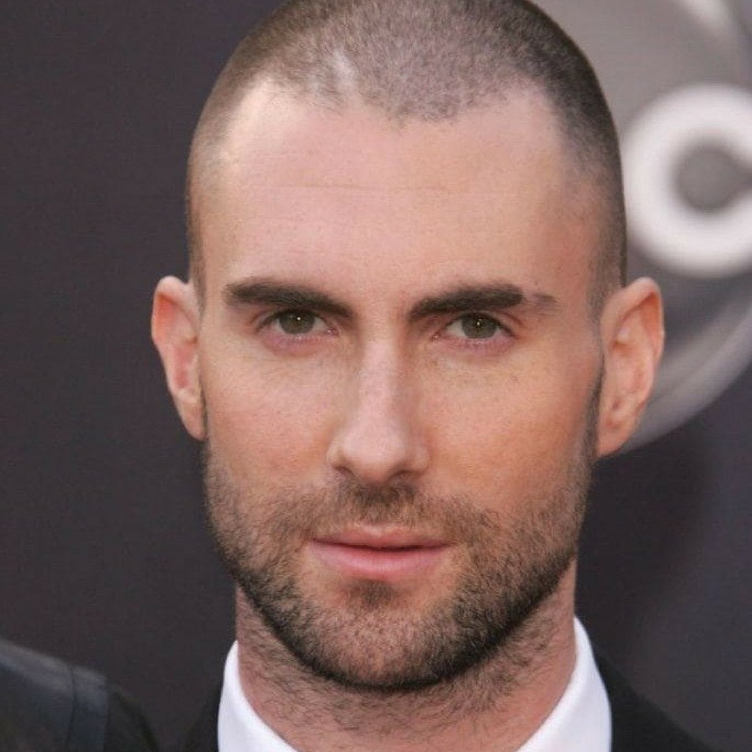 Very-Short-Trimmed-Hair Mens Hairstyles with Thin Hair for Ultra Stylish Look