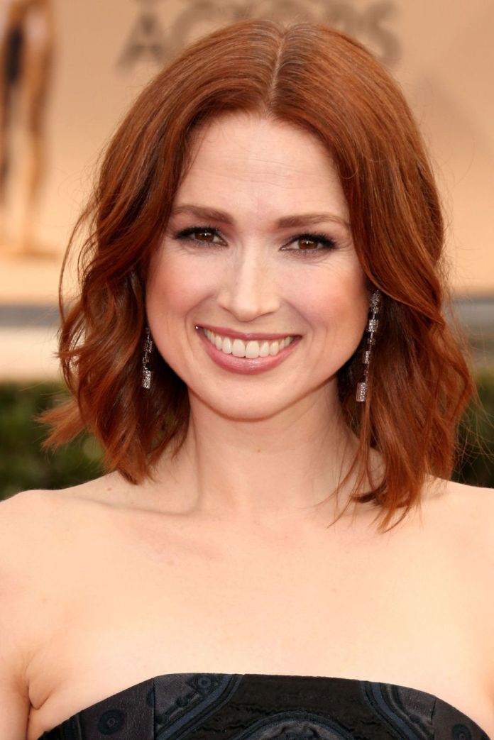 Warm-Brick-Red Chirmast Time, It's Time To Dye Your Hair Color To Red