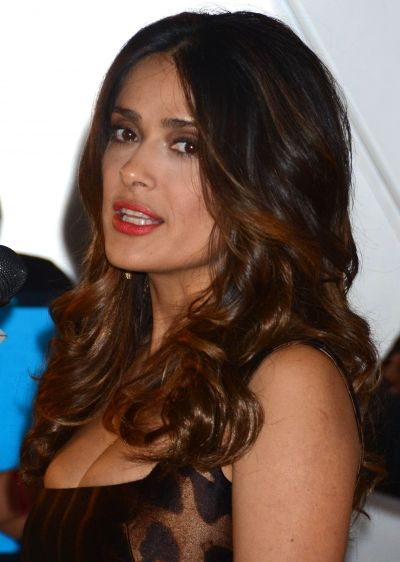 Wavy-Curls-with-Ombre-Highlights Wavy Hairstyles for Women Over 50 – Look Young And Beautiful