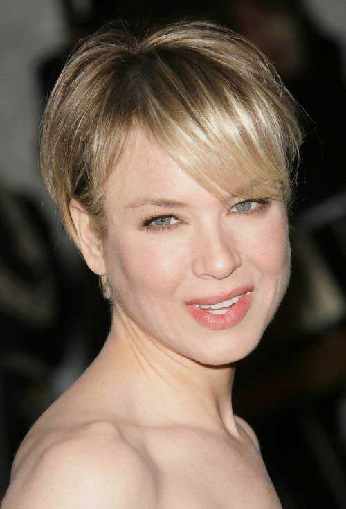 Classy-Pixie Trendy Short Haircuts for Women Over 40