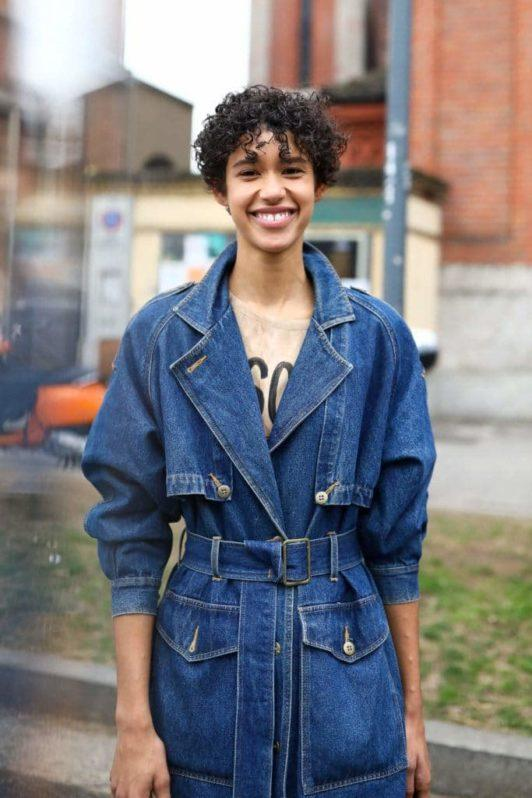 Curly-Pixie 16 Stunning Natural Hairstyles for Black Women