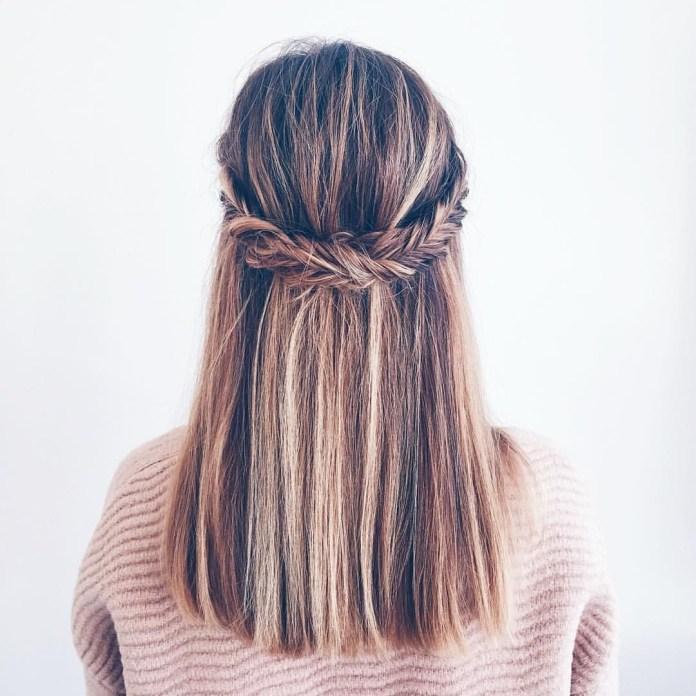Cute-Braid-Hairstyle Glamorous Dutch Braid Hairstyles to Try Now