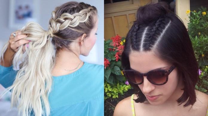 Dutch-Braid-Hairstyles Glamorous Dutch Braid Hairstyles to Try Now