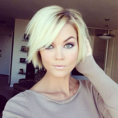 Edgy-A-Line-Bob 20 of the Most Hottest A-Line Bob Hairstyles