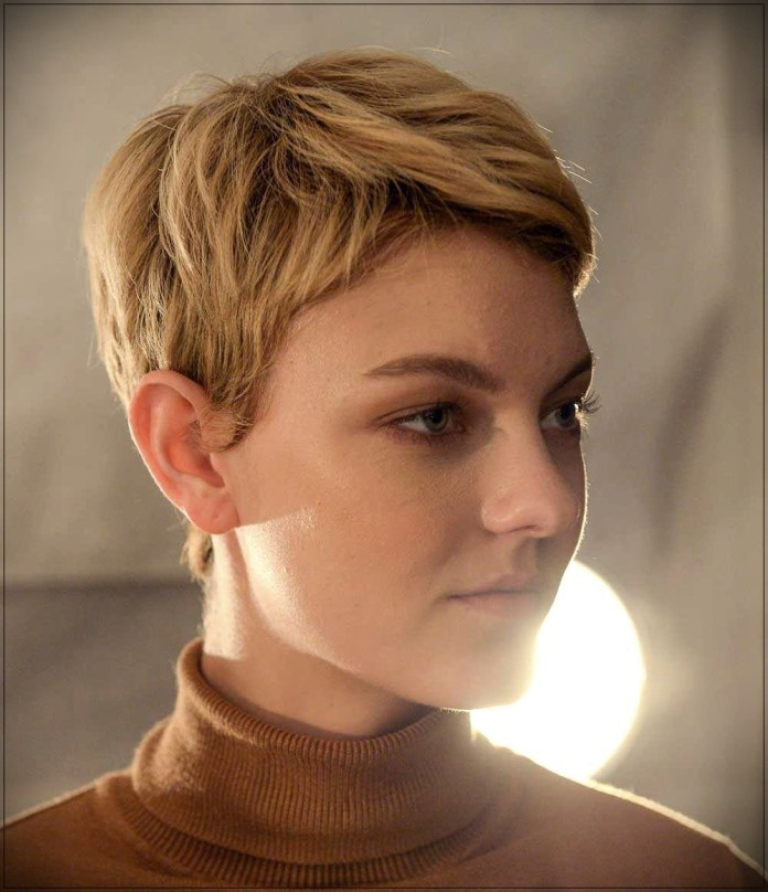 Glam-Winter-Pixie Glamorous Pixie Cut 2020 for Astonishing Look