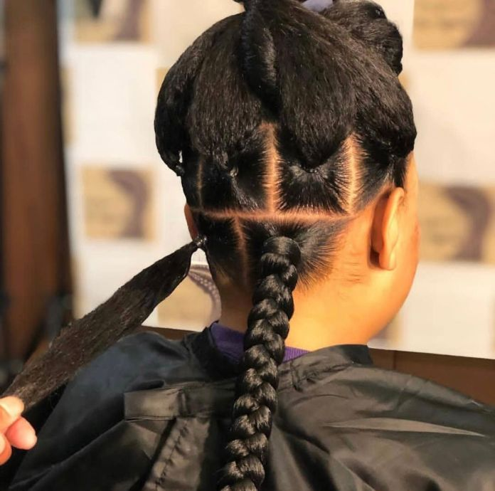 Intrinsic-Box-Braids Endearing Jumbo Box Braids to Look Amazing