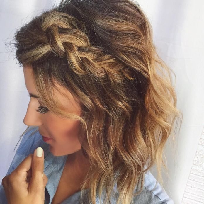 Loose-Side-Dutch-Braid-Hairstyle Glamorous Dutch Braid Hairstyles to Try Now