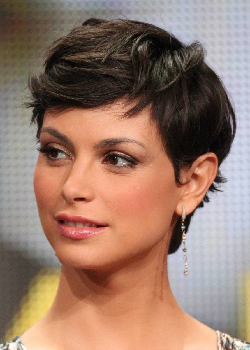 Mussed-Up-Layered-Pixie Undoubtedly Coolest Pixie Cuts for Wavy Hair