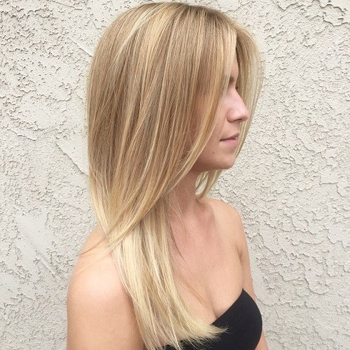 Neat-Long-Layers 14 gorgeous Hairstyles and Haircuts for Long Straight Hair