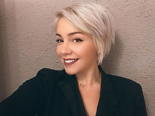 Pretty-Hairstyle Popular Pictures of Short Hairstyles in 2020