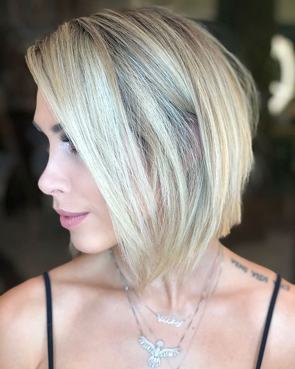 Short-Bob-Hairstyle 14 fabulous straight bobs hairstyles you might want to copy