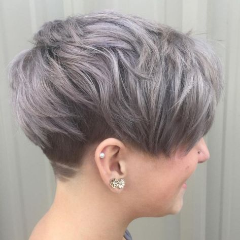 Short-Hair-Reinvented 14 ideas of short haircuts for round faces