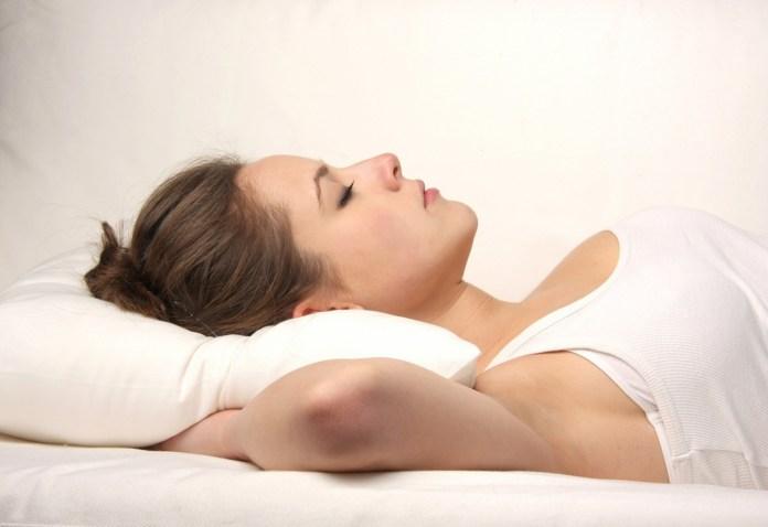 Sleepinbun1 Sleeping with Your Hair In A Bun, why not?