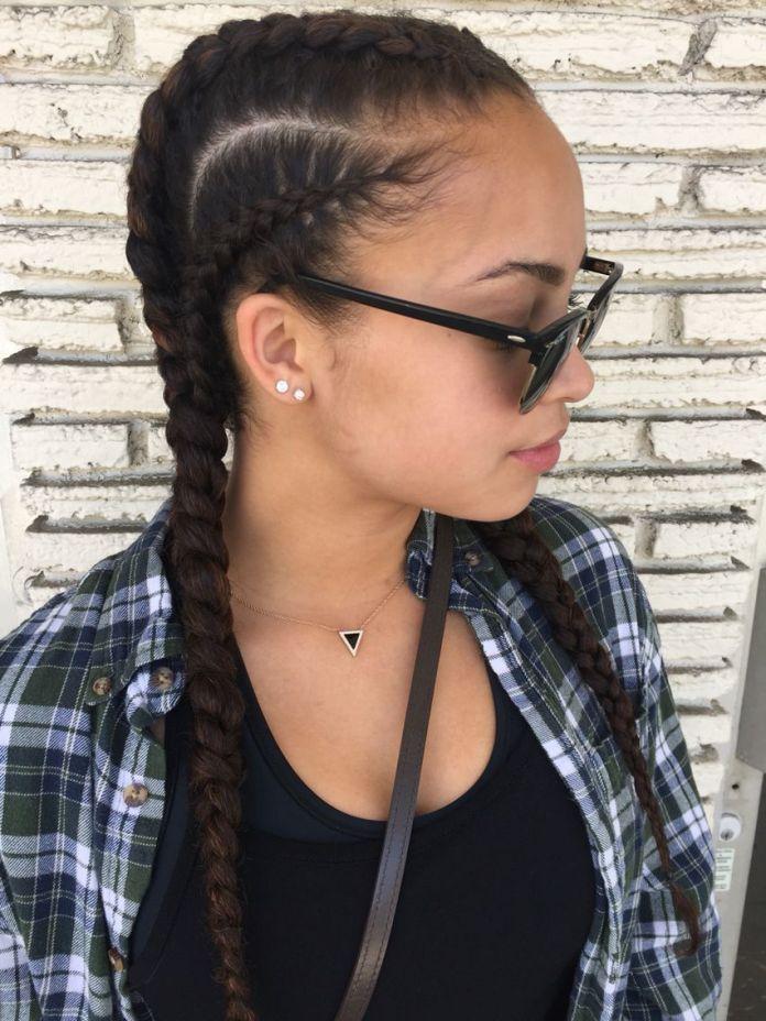 Spiral-Pattern-Dutch-Braid-Hairstyle Glamorous Dutch Braid Hairstyles to Try Now