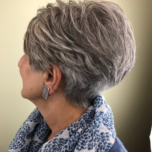 Textured-Pixie-Haircut 12 best pixie hairstyles for women over 50