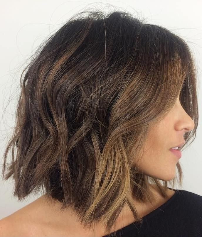 Tousled-Bob Must Try Bob Hairstyles 2020 for Trendy Look