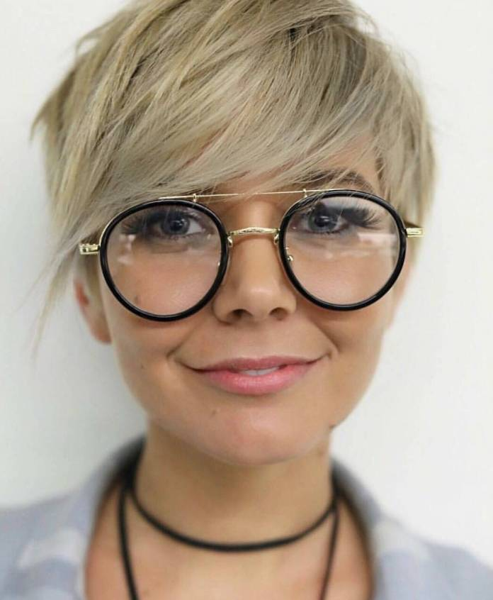 Wispy-Pixie-Cut 15 flattering short hairstyles for thin hair