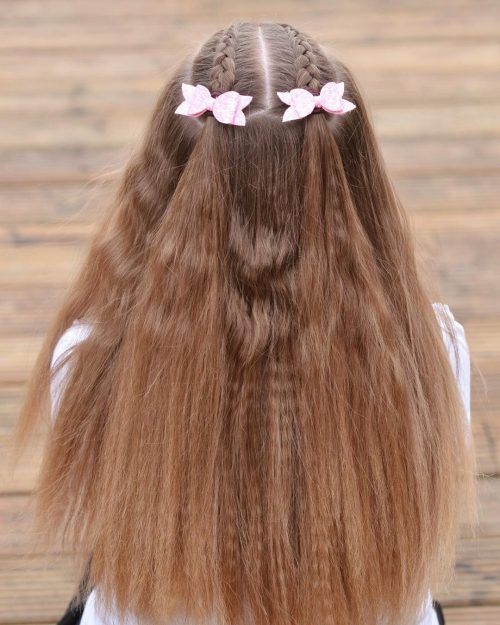 easy-braided-hairstyle-for-kids 10 super cute braid hairstyles for kids