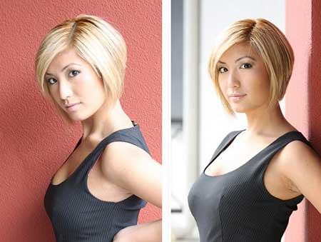 Awesome-Graduated-Bob-Hairstyle Bob Hair Styles for 2020