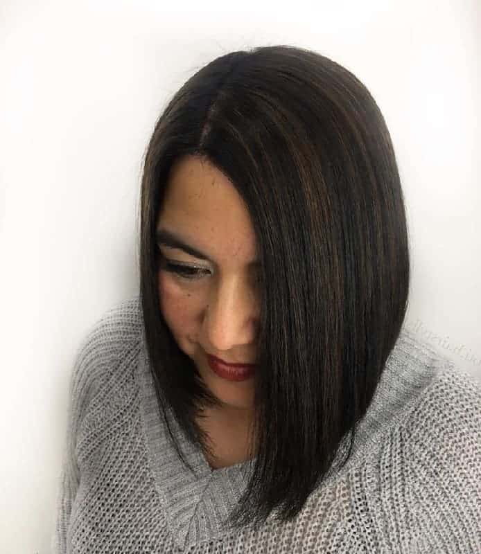 Babylights-1 Gorgeous Black Hairstyles with Highlights