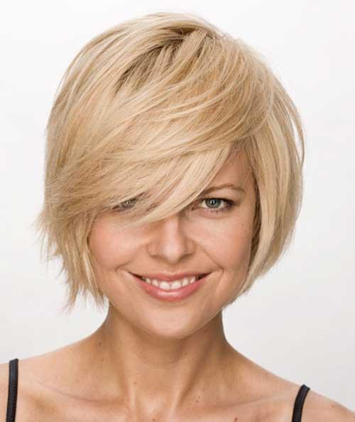Bangs-bangs-bangs Cutest Bob Haircuts for Women to Bump Up The Beauty