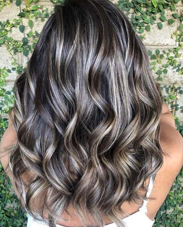 Blonde-Highlights-on-Dark-Brown-Hair Balayage Highlights: Top 10 Styles to Brighten Your Look