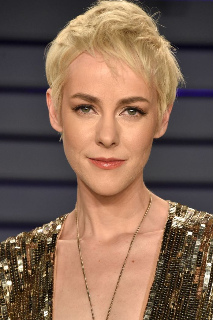 Blonde-and-Voluminous 14 Flattering Pixie Cuts That Will Inspire your next cut