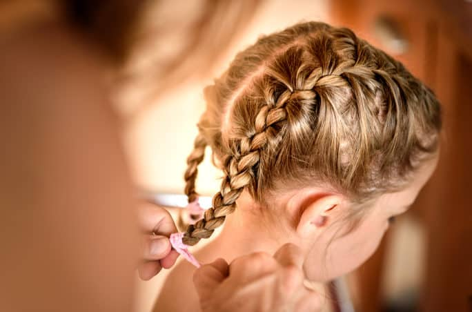Braided-Hairstyles-for-Toddlers Cutest Braided Hairstyles for Little Girls Right Now
