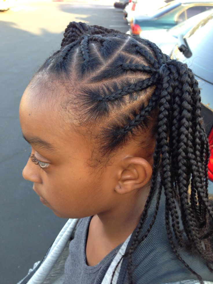 Braided-Pigtails-for-little-kids Cutest Braided Hairstyles for Little Girls Right Now