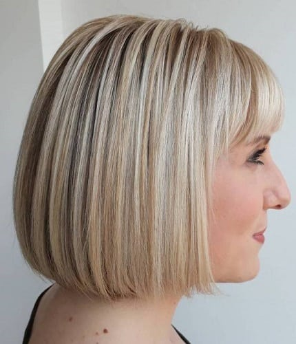 Cute-Bobs-Hairstyles-for-Women-22 Cutest Bob Haircuts for Women to Bump Up The Beauty