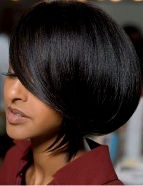 Enjoy-creativity Quick and Easy Short Weave Hairstyles