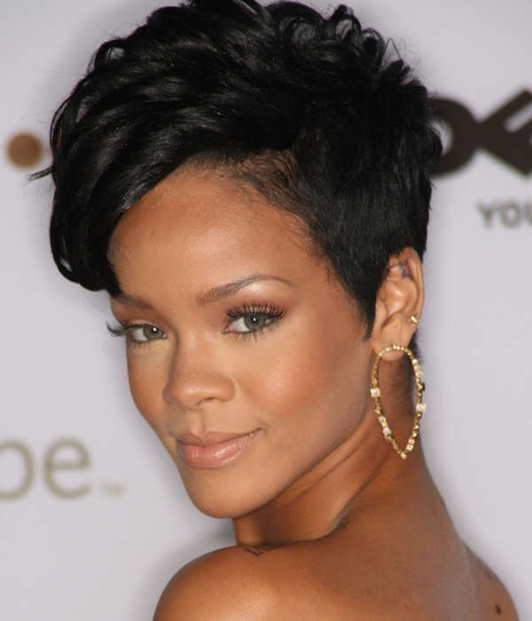 High-pixie Quick and Easy Short Weave Hairstyles