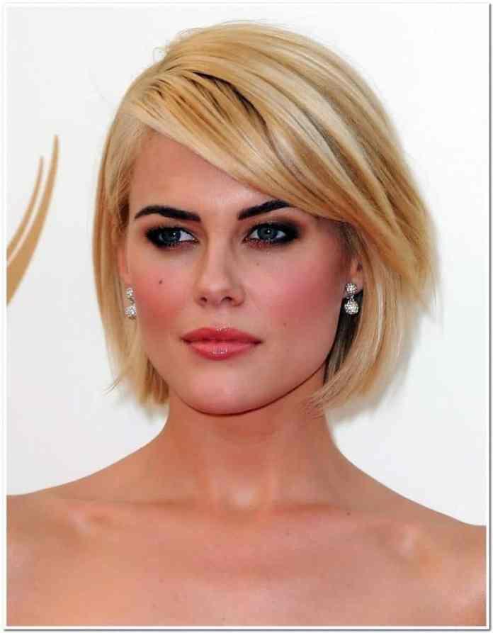 Lacking-Bangs Cutest Bob Haircuts for Women to Bump Up The Beauty