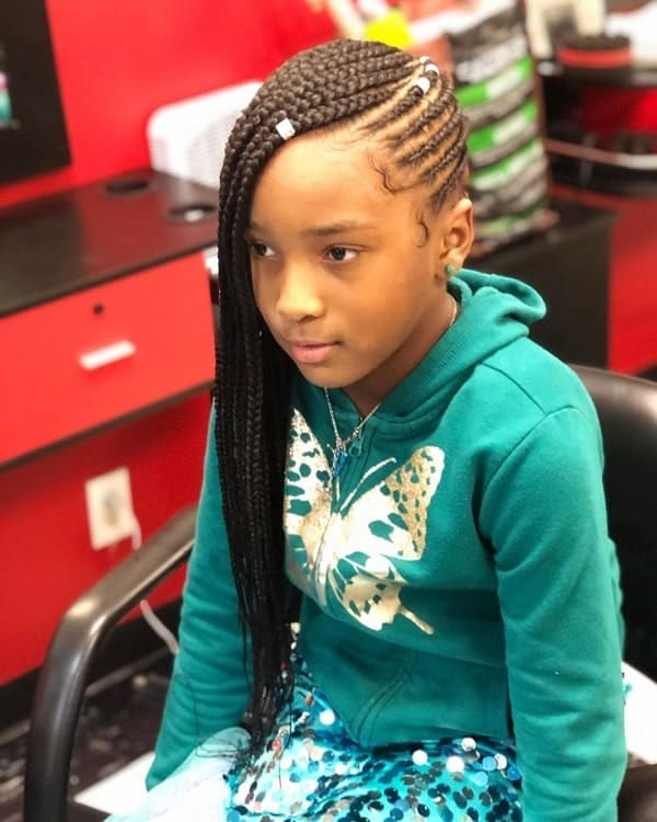 Lemonade-Braids Cutest Braided Hairstyles for Little Girls Right Now