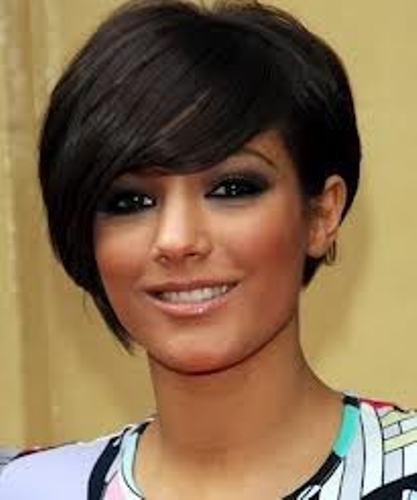 Lift-it-up Quick and Easy Short Weave Hairstyles